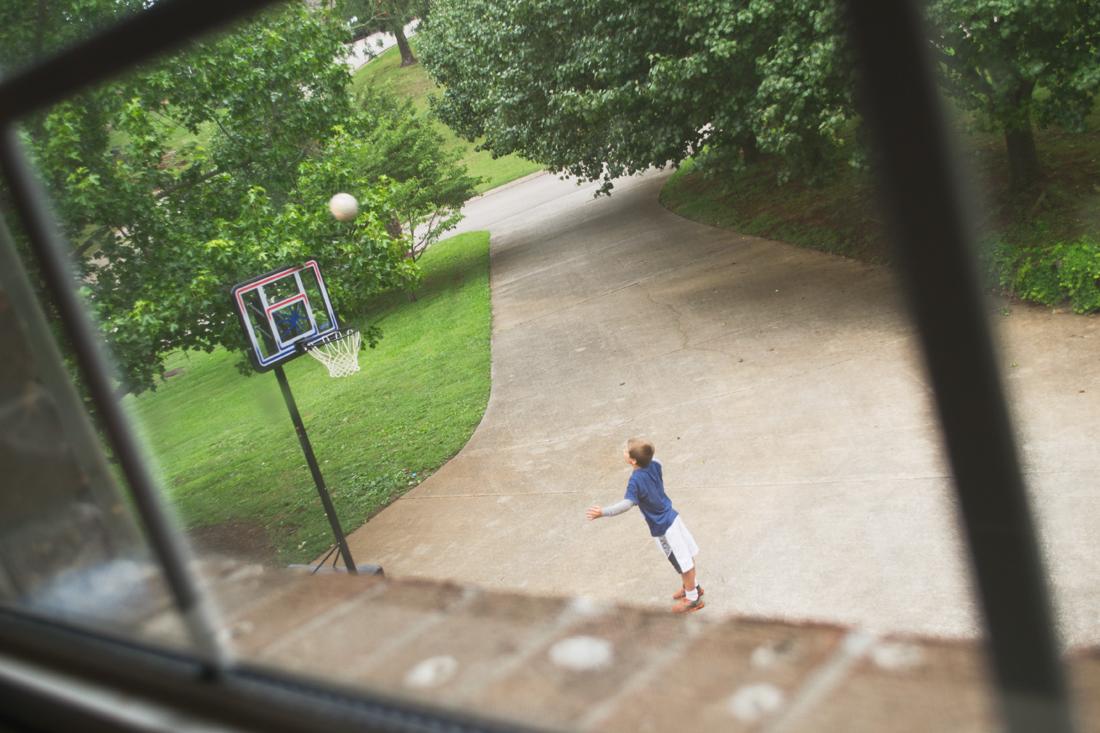 new basketball goal