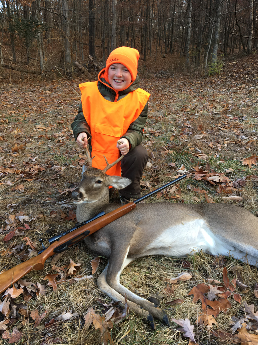 jeremys-first-deer