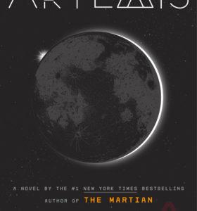 Book Review: Artemis