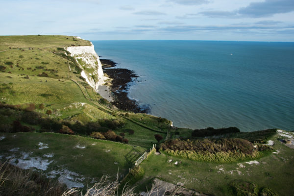 The UK Trip: Day 3 to Rye, Dover, and Canterbury