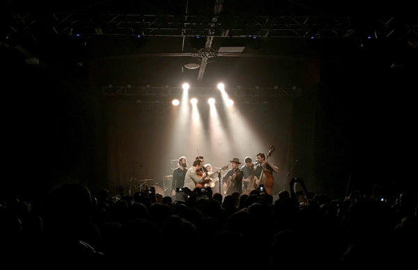Gregory Alan Isakov in concert