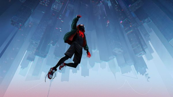 Rabbit Reviews: Spider-Man: Into the Spider-Verse