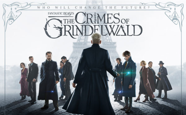 Rabbit Reviews: Fantastic Beasts: The Crimes of Grindelwald
