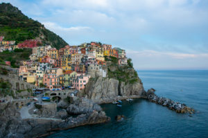2019 European Vacation: Day Five in Levanto and Cinque Terre, Italy